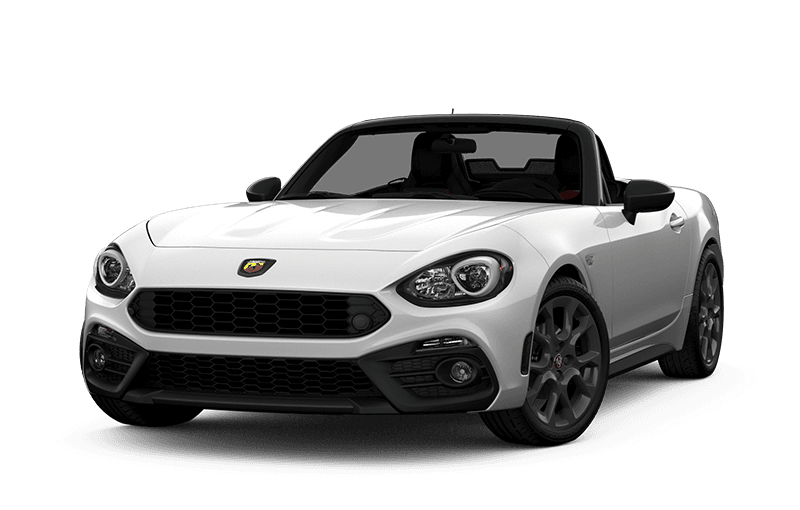 2020 FIAT 124 Spider Abarth® - Brilliante White