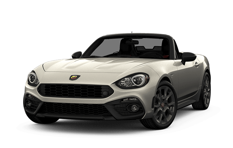 2020 FIAT 124 Spider Abarth® - Puro White Tri-coat Pearl
