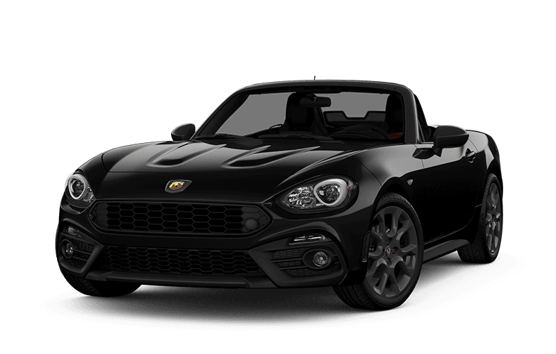 2020 FIAT 124 Spider Abarth® - Forte Black Metallic