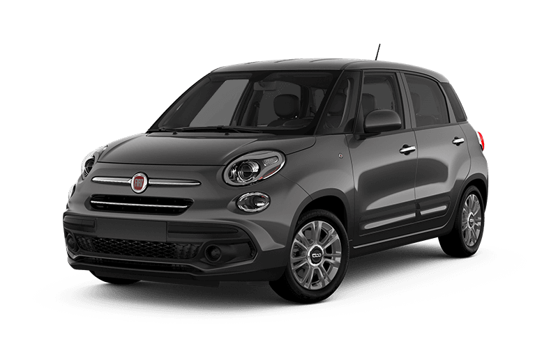 2020 FIAT 500L Sport - Grigio Scuro (Grey Metallic)