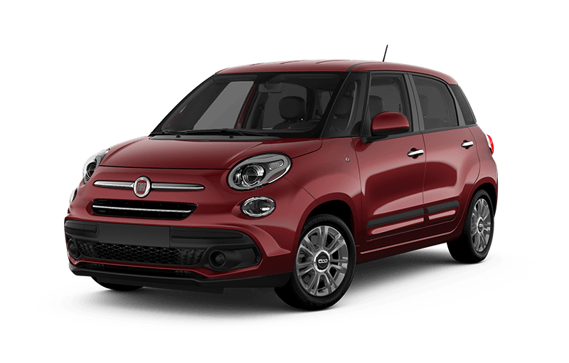 FIATMD 500L 2020 Sport - Rosso (rouge)