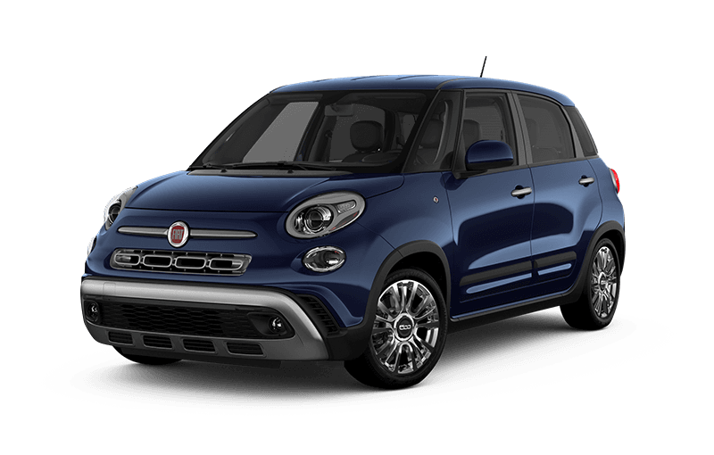 2020 FIAT 500L Trekking - Blue Denim
