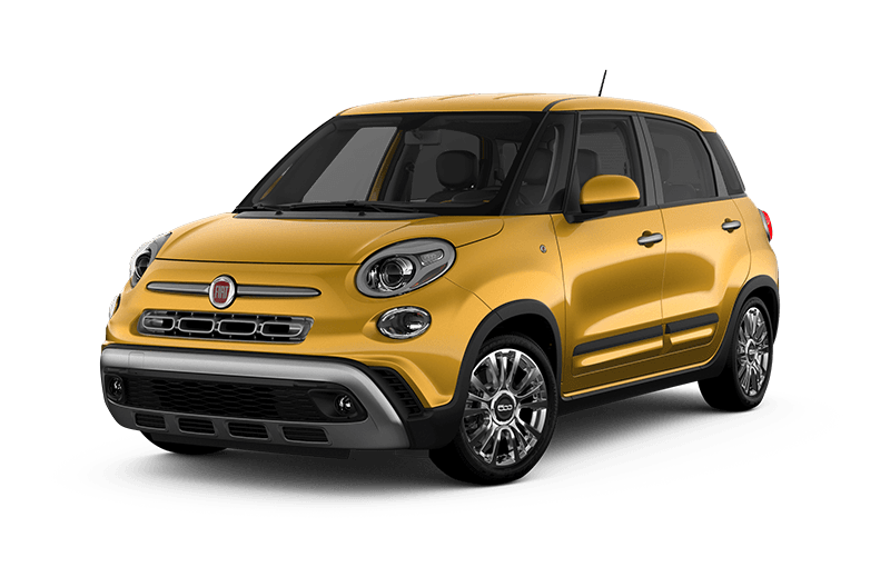 2020 FIAT 500L Trekking - Giallo (Yellow)