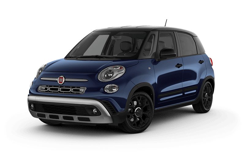 2020 FIAT 500L Urbana Edition - Blue Denim