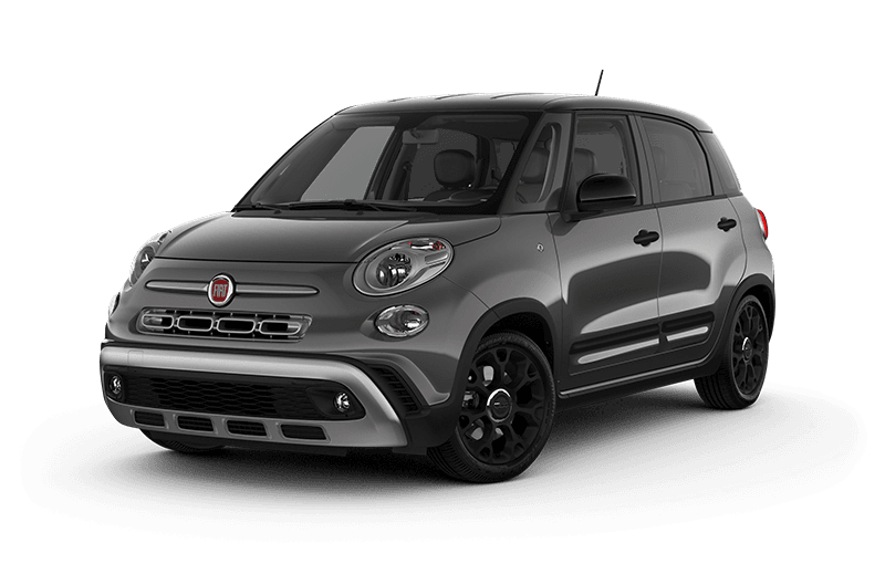 2020 FIAT 500L Urbana Edition - Grigio Scuro (Grey Metallic)