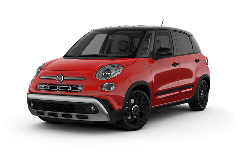2020 FIAT 500L Urbana Edition - Arancia Pastello (Pastel Orange)