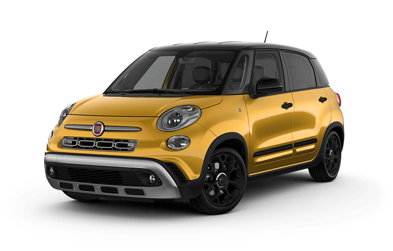 2020 FIAT 500L Urbana Edition - Giallo (Yellow)