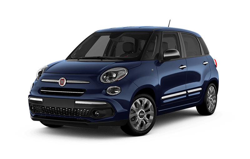 2020 FIAT 500L Lounge - Blue Denim