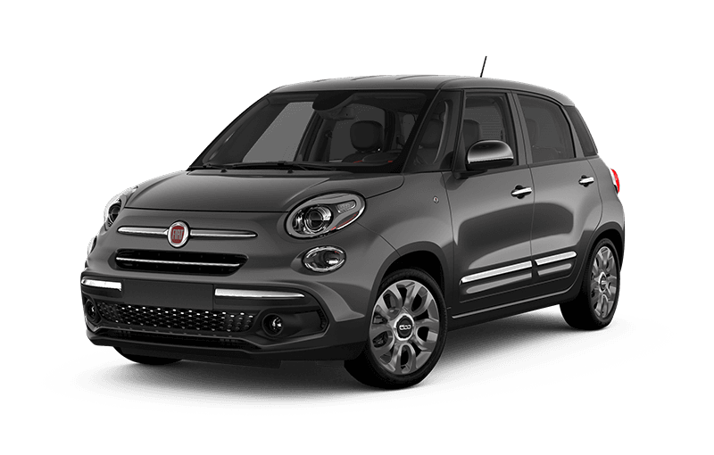 2020 FIAT 500L Lounge - Grigio Scuro (Grey Metallic)