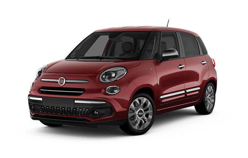 FIATMD 500L 2020 Lounge - Rosso (rouge)