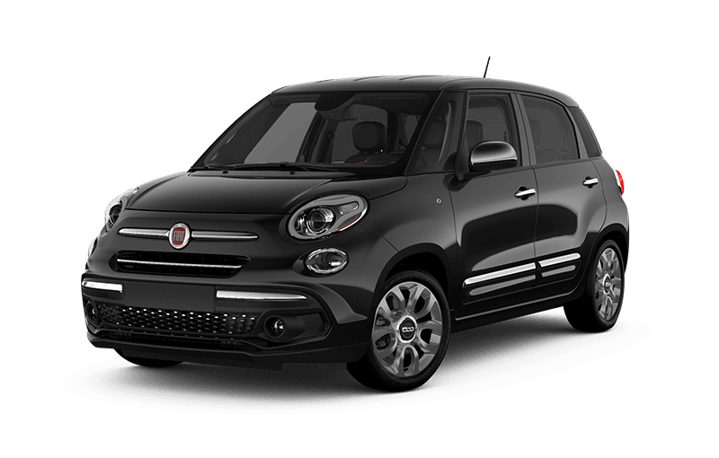 2020 FIAT 500L Lounge - Nero (Black)