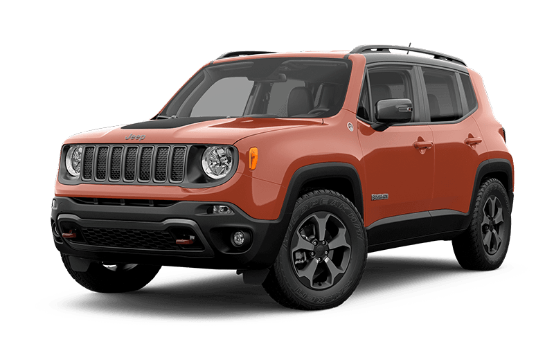 Jeep® Renegade 2020 TrailhawkMD - Orange Omaha