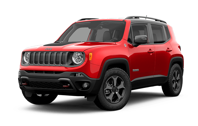 Jeep® Renegade 2020 TrailhawkMD - Rouge Colorado