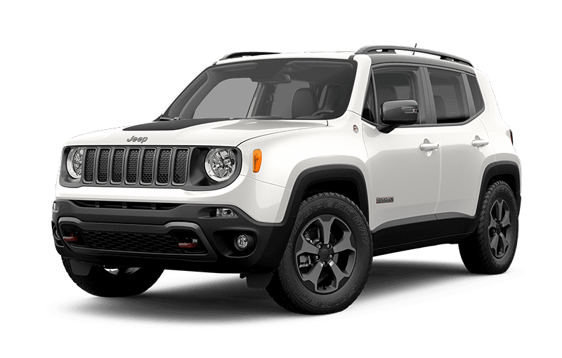Jeep® Renegade 2020 TrailhawkMD - Blanc alpin