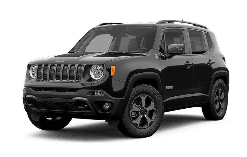Jeep® Renegade 2020 TrailhawkMD - Noir