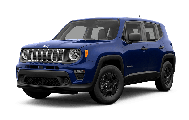 Jeep® Renegade 2020 Sport - Bleu jet-set