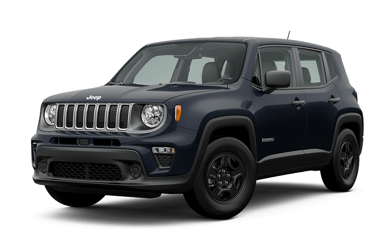 2020 Jeep® Renegade Sport - Blue Shade