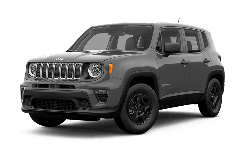 Jeep® Renegade 2020 Sport - Gris pastenague