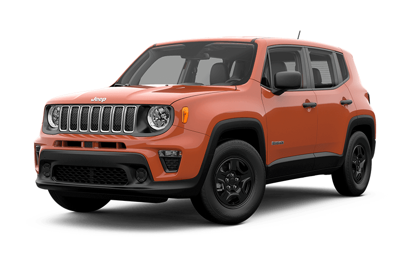 Jeep® Renegade 2020 Sport - Orange Omaha