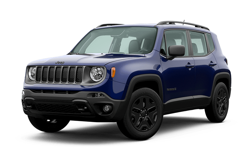 Jeep® Renegade 2020 Upland - Bleu jet-set
