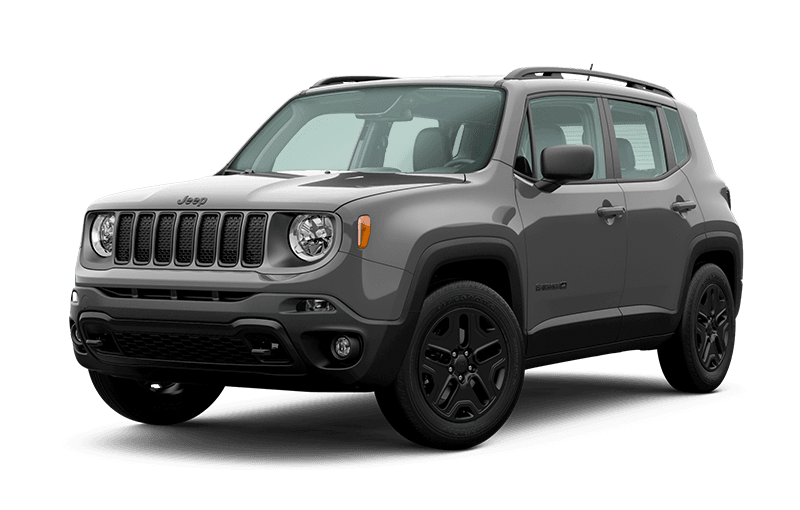 Jeep® Renegade 2020 Upland - Gris pastenague