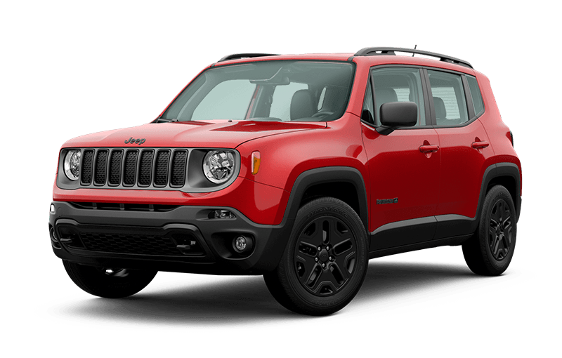Jeep® Renegade 2020 Upland - Rouge Colorado