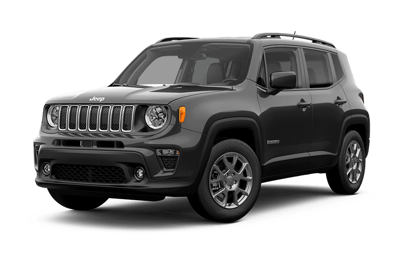 Jeep® Renegade 2020 North - Cristal granit métallisé