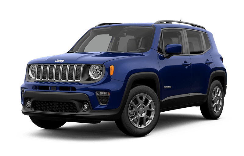 Jeep® Renegade 2020 North - Bleu jet-set