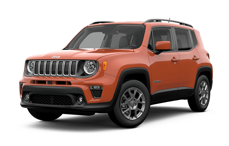Jeep® Renegade 2020 North - Orange Omaha