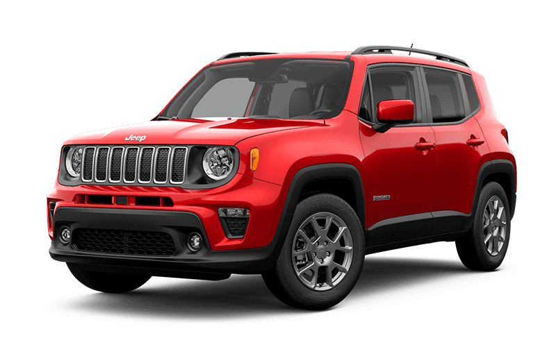 Jeep® Renegade 2020 North - Rouge Colorado