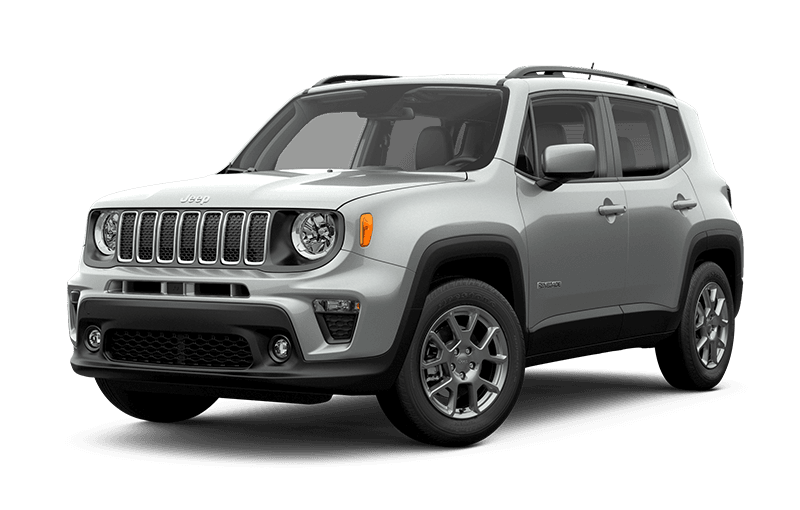Jeep® Renegade 2020 North - Champ de glace métallisé