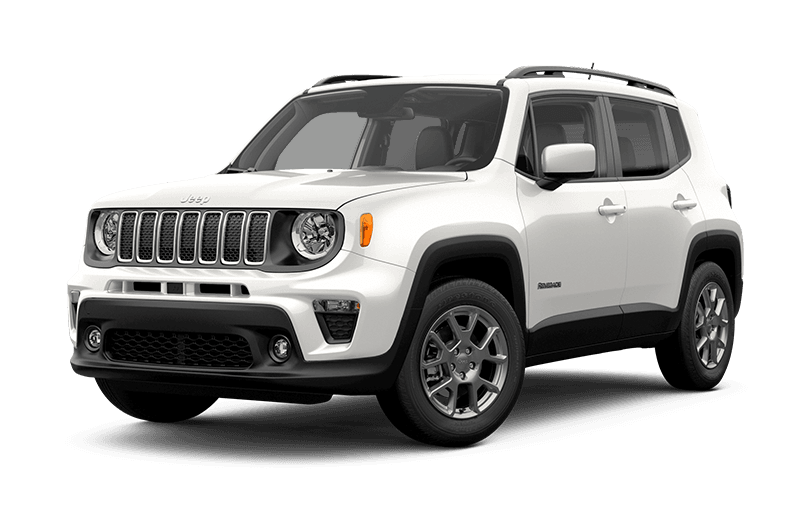 Jeep® Renegade 2020 North - Blanc alpin