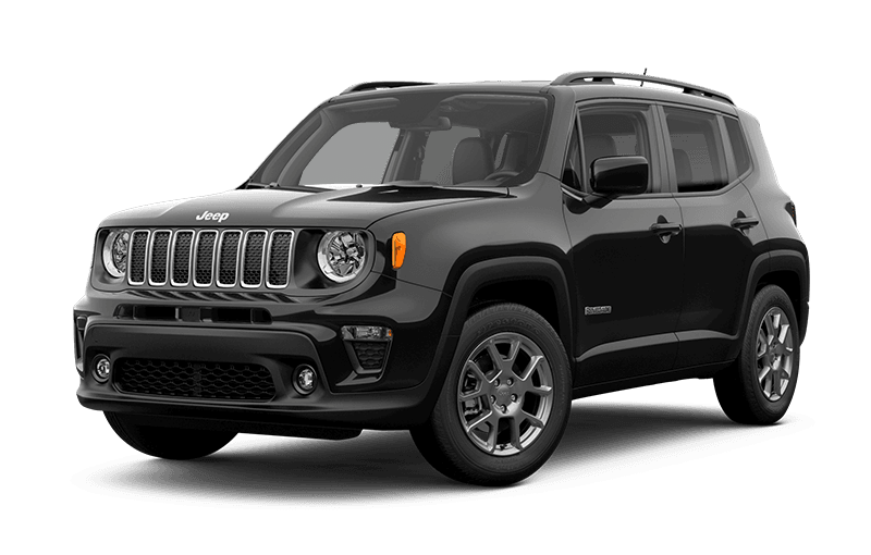 Jeep® Renegade 2020 North - Noir