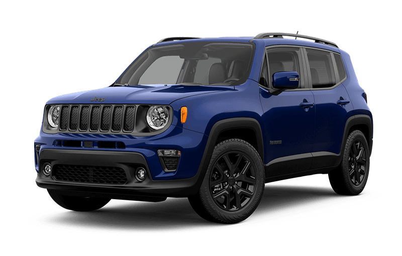 Jeep® Renegade 2020 Altitude - Bleu jet-set