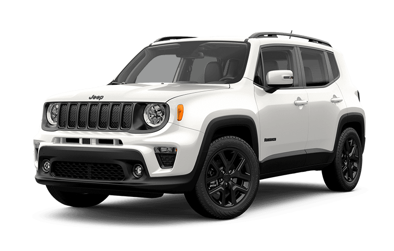 Jeep® Renegade 2020 Altitude - Blanc alpin