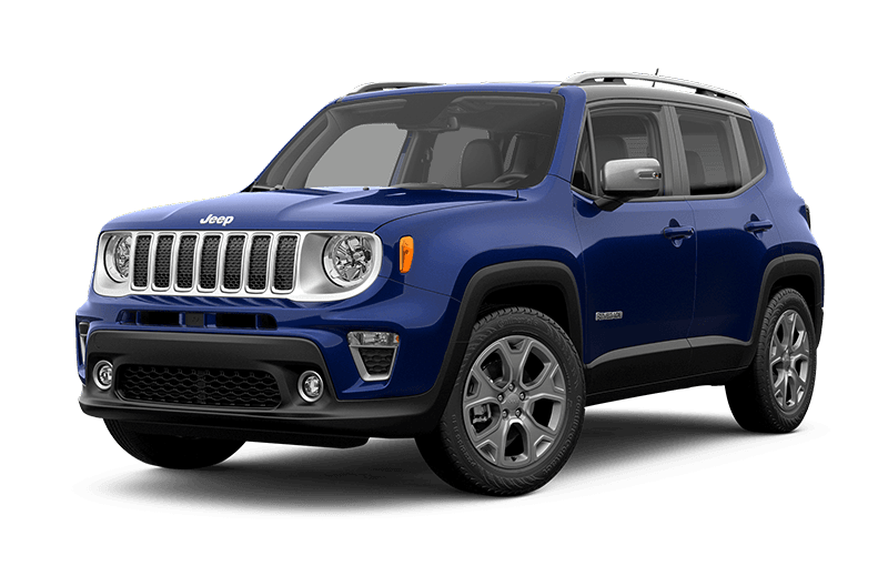 Jeep® Renegade 2020 Limited - Bleu jet-set