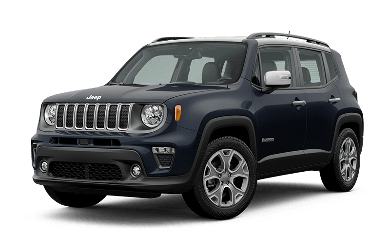 Jeep® Renegade 2020 Limited - Ombre bleue