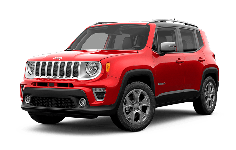 Jeep® Renegade 2020 Limited - Rouge Colorado