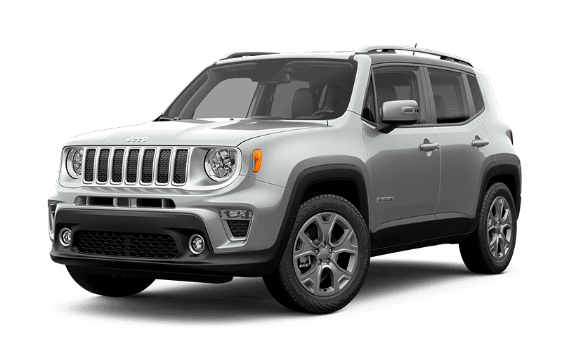 Jeep® Renegade 2020 Limited - Champ de glace métallisé