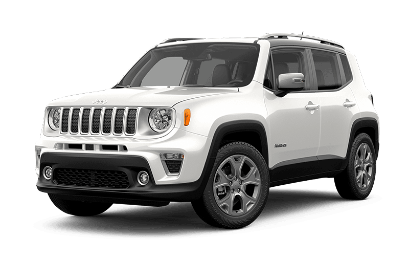 Jeep® Renegade 2020 Limited - Blanc alpin
