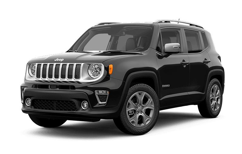 Jeep® Renegade 2020 Limited - Noir