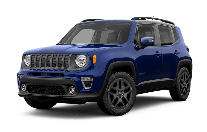 Jeep® Renegade 2020 High Altitude - Bleu jet-set