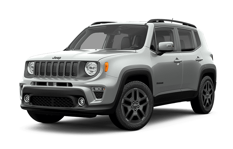 Jeep® Renegade 2020 High Altitude - Champ de glace métallisé