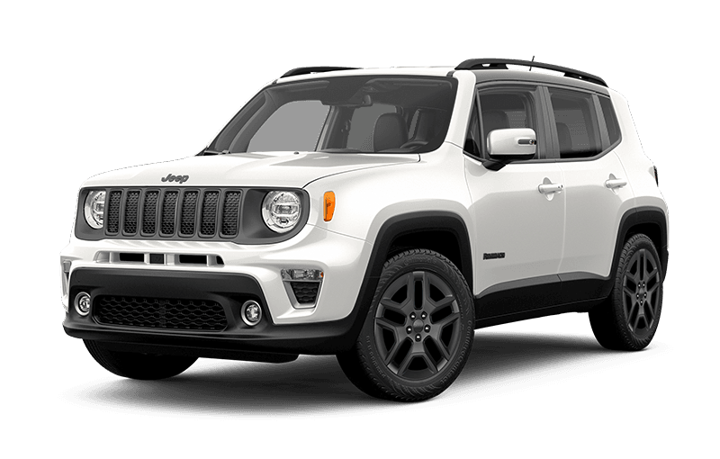 Jeep® Renegade 2020 High Altitude - Blanc alpin