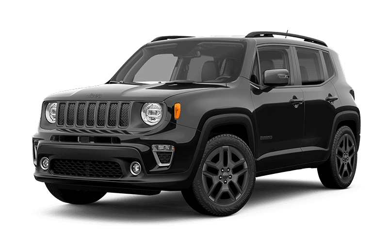 Jeep® Renegade 2020 High Altitude - Noir