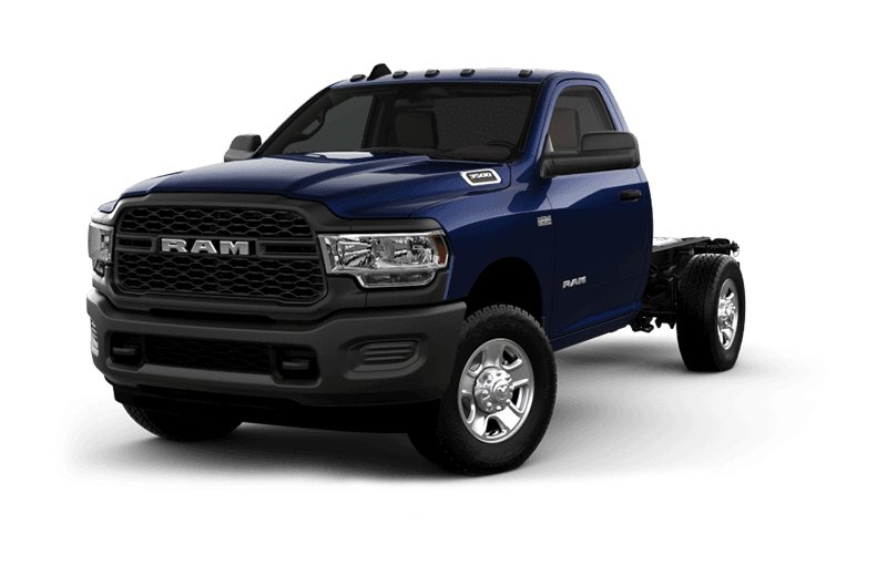 2020 Ram Chassis Cab 3500 Tradesman - Patriot Blue Pearl