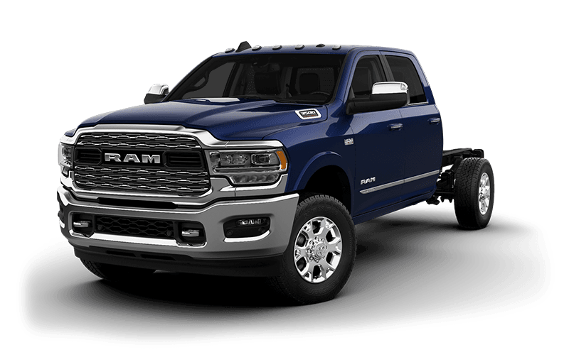 2020 Ram Chassis Cab 3500 Limited (9,900 lb GVW)