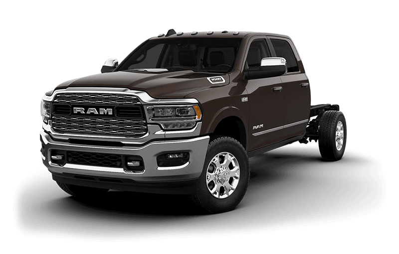 2020 Ram Chassis Cab 3500 Limited (9,900 lb GVW) - Walnut Brown Metallic