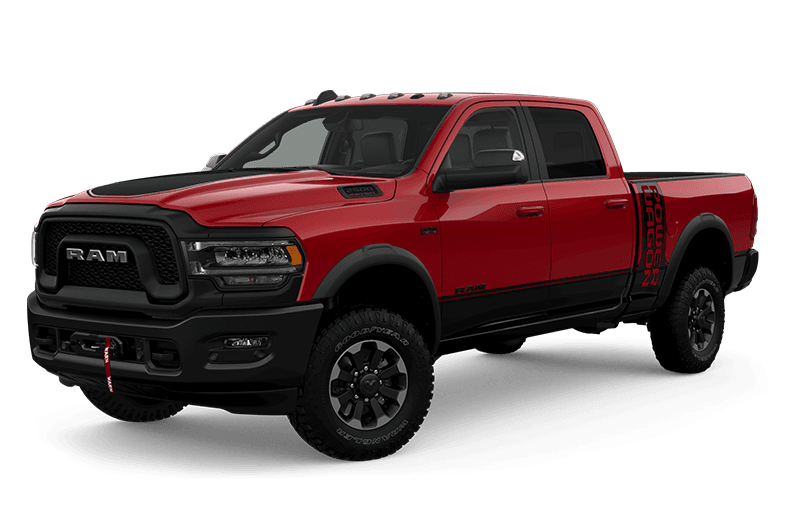 Ram 2500 Power Wagon 2020