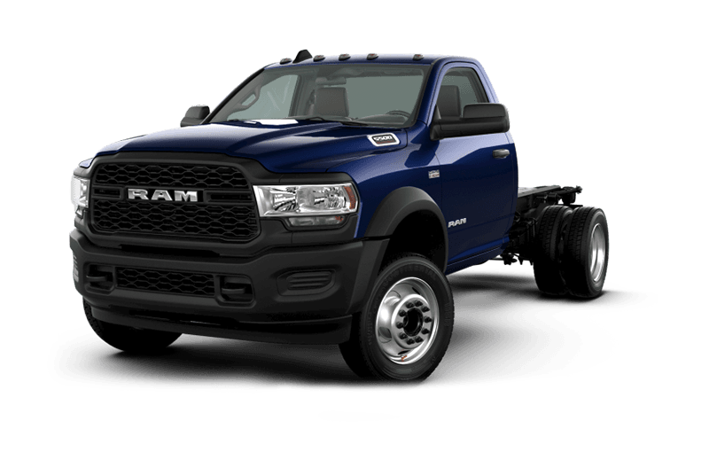 2020 Ram Chassis Cab 5500 Tradesman - Patriot Blue Pearl